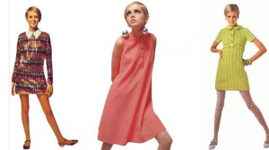 Twiggy Shift  Dress